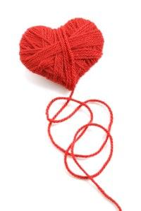 Heart wool